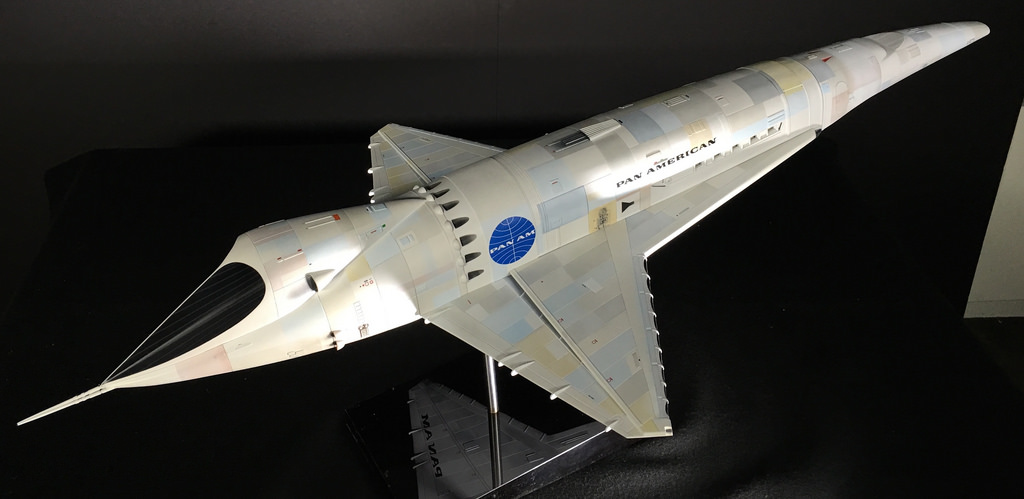 Scale Model Kit Review Blog SMKR Airfix Orion 2001