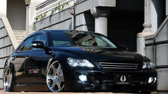 Modified Cars Toyota Mark X