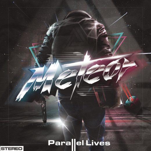 METEOR - Parallel Lives (2016-2017) vinyl LP full