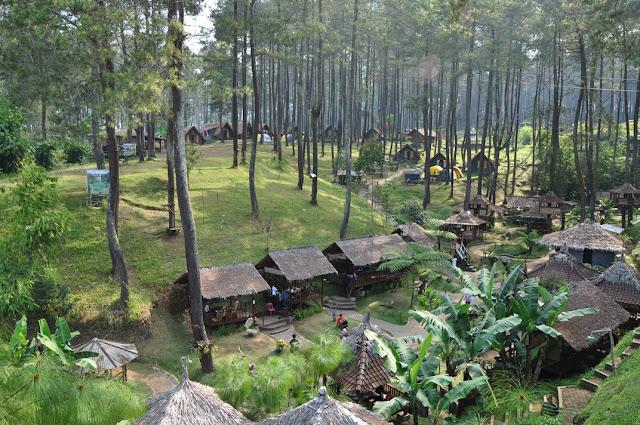 Paket Outbound di Lembang