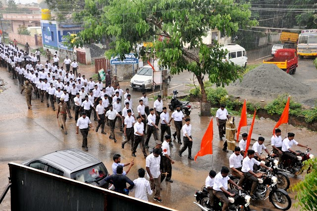 RSS Pathasanchalan at Coimbatore