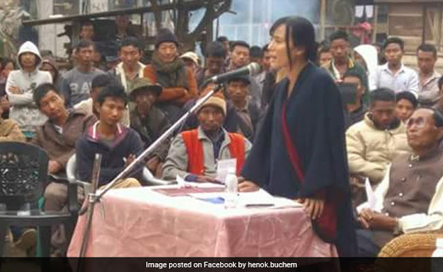 Nagaland has 54 years of statehood, and no woman elected legislator after 12 elections