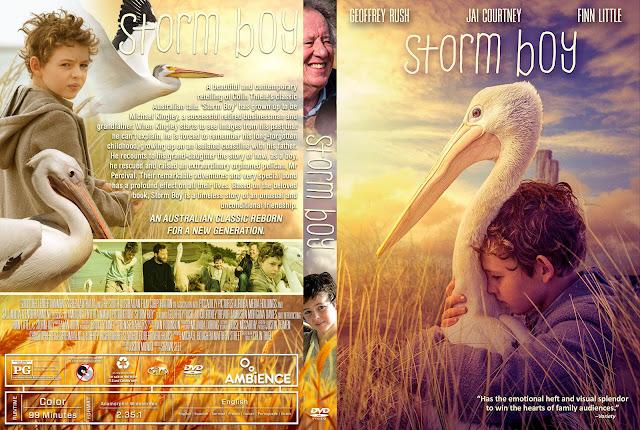 Storm Boy 2019 DVD DVD Cover