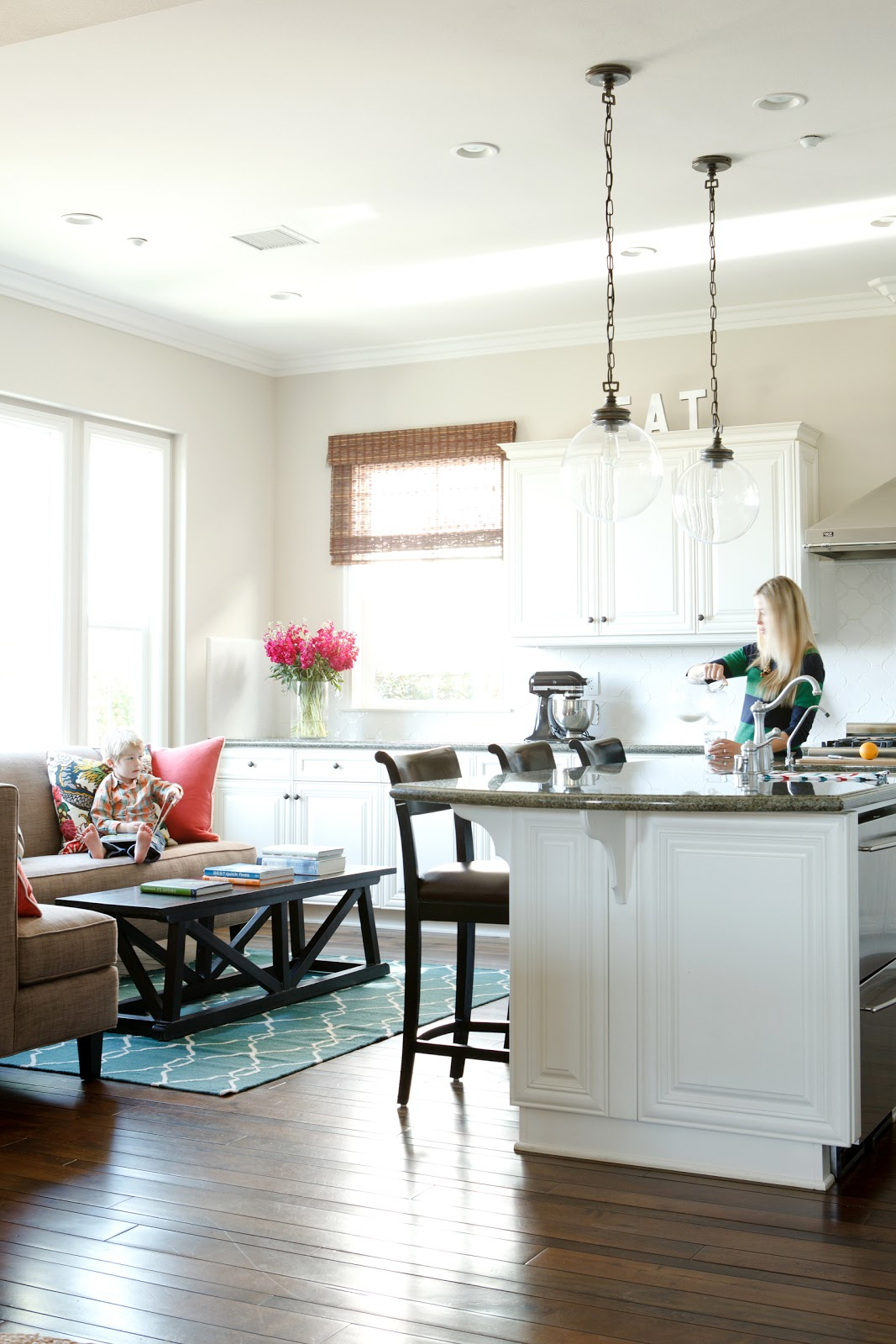 Kitchen Sitting Rooms Designs: BDG Style: The Kitchen~San Clemente Project