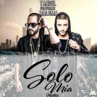 Lirik Lagu Solo Mia - Yandel Feat Maluma