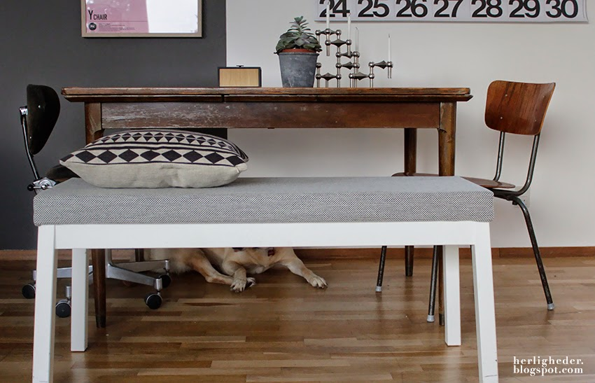 ikea bænk IKEA hack / Sigurd bænk / DIY | Sirlig ikea bænk