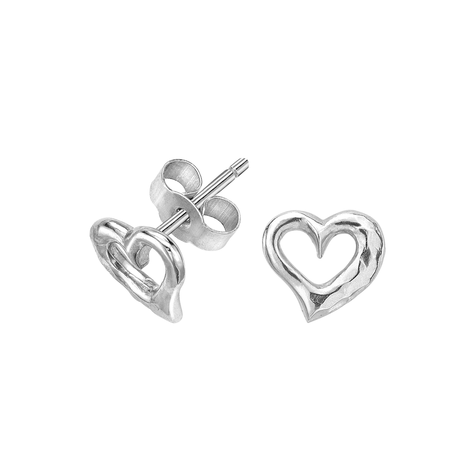a9abe8668 This dainty design symbolising eternal love is just gorgeous, and the  slightly hammered look adds a little twist. Priced at £38 they are a lovely  design and ...