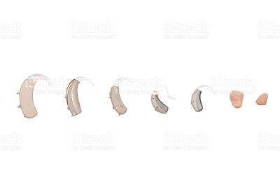 imagen de diferentes gamas de audífonos