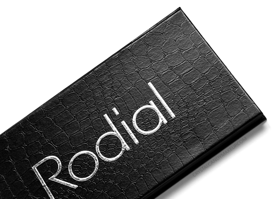Rodial The Icons Collection Palette Packaging