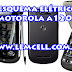 Esquema Elétrico Celular Smartphone Motorola A1200 Manual de Serviço