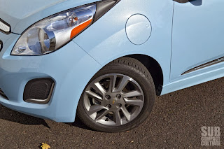 Spark EV wheel
