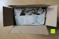 Verpackung öffnen: AniForte® PureNature 200g feines Menü Nassfutter für Katzen Katzenfutter- Naturprodukt für Katzen