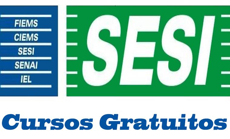 SESI oferece cursos gratuitos a distância com certificado
