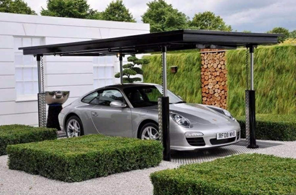 Modern  Car Garage Plans