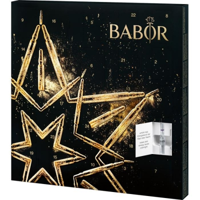 Babor beauty Advent calendar 2016 calendrier de l'avent Adventskalender