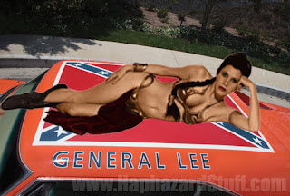 Slave Leia General Lee Confederate flag PC banned retired merchandise