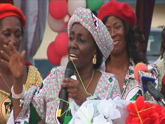 KONADU'S MOVEMENT IN WAR OF WORDS