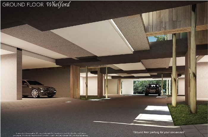 Whelford Greenwich Park BSD City