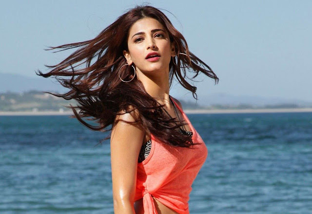 Shruti Hassan in Balupu Movie
