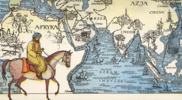 The Adventure of Ibn Battuta Exploring the World
