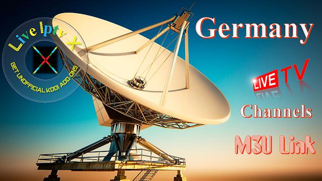 Germany m3u link