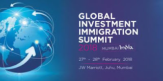 Global Investment Immigration Summit 2018 India