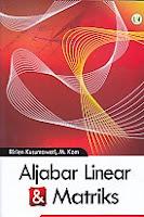 Aljabar Linear & Matriks