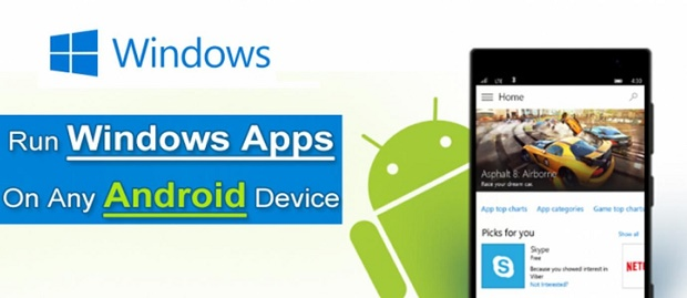 Rilis Smartphone Android Bakal Bisa Jalankan Aplikasi Windows ? Benarkah
