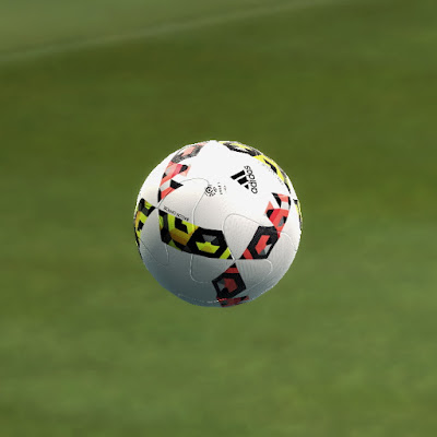 PES 2013 Adidas Pro Ligue 1 16-17 Ball by Goh125