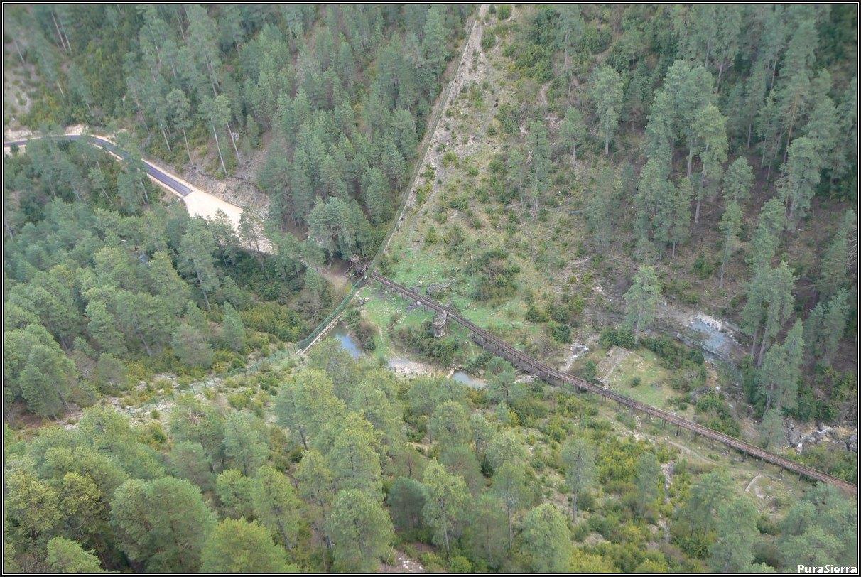 Cierre mediante vallado de la hoz formada por el Rincón Del Buitre (El Hosquillo)