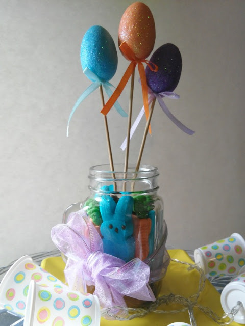 Easter Place Setting Party Favors