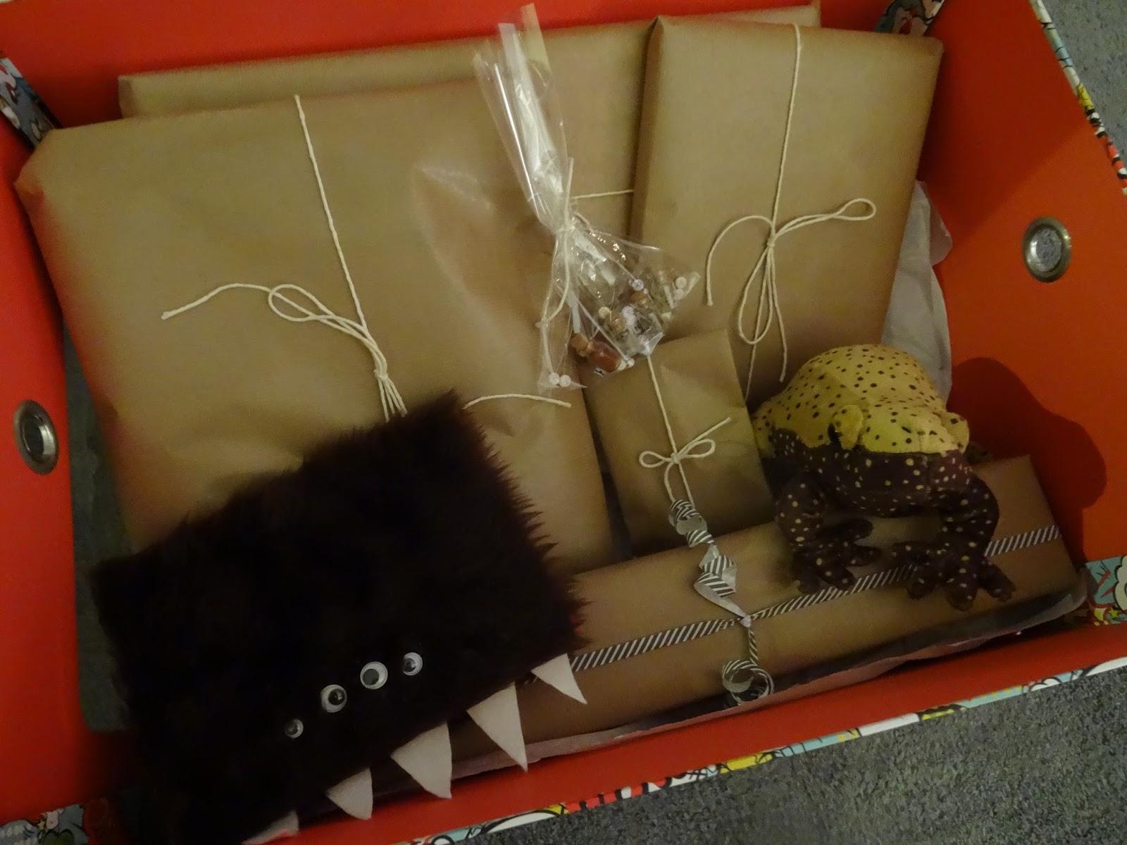 Sugar Rushed: Harry Potter Gift Box.