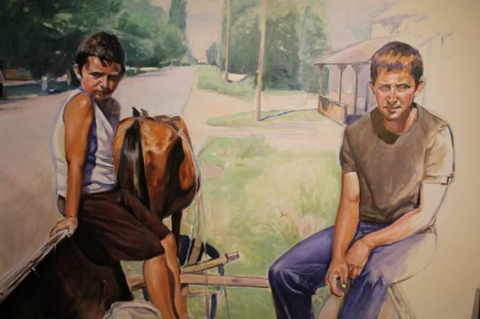 Боснийский художник
