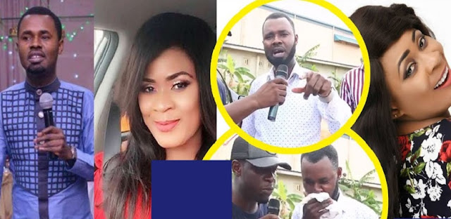 Ernest Opoku confirms actress Nayas' abortion accusation, blames the devil