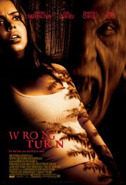 Wrong Turn Poster