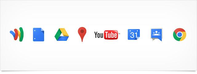 Vantagens de uma conta Google