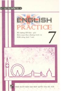English 7 Practice