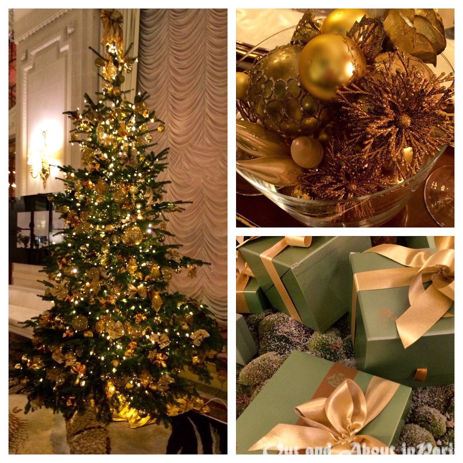 Paris Christmas Decorations: Le Meurice And Cédric Grolet Celebrate The Holidays With