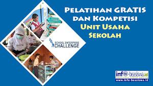School Enterprise Challenge: Pelatihan & Kompetisi Unit Usaha Sekolah