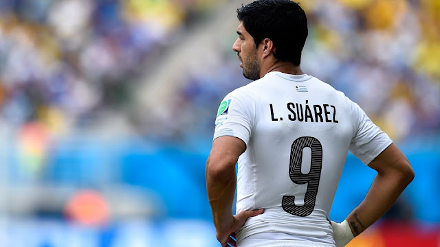 Uruguay's Luis Suarez turned villain from hero in 2014 FIFA World Cup