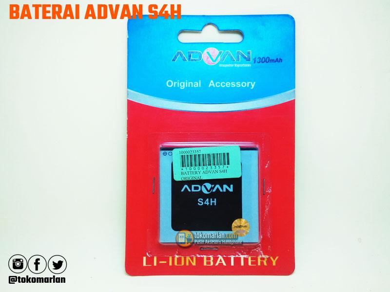 Harga Jual Baterai Advan S4H Original