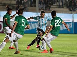 Argentina vs Bolivia en Eliminatorias Sudamericanas