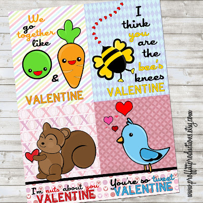 A Proffittable Life Valentine S Freebie Printable
