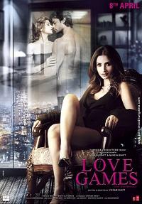 Love Games (2016) Hindi DVDRip 700MB