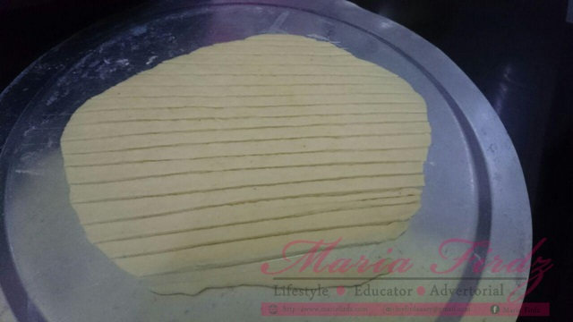Homemade Mee Kuning Dengan 3 Bahan Mudah!