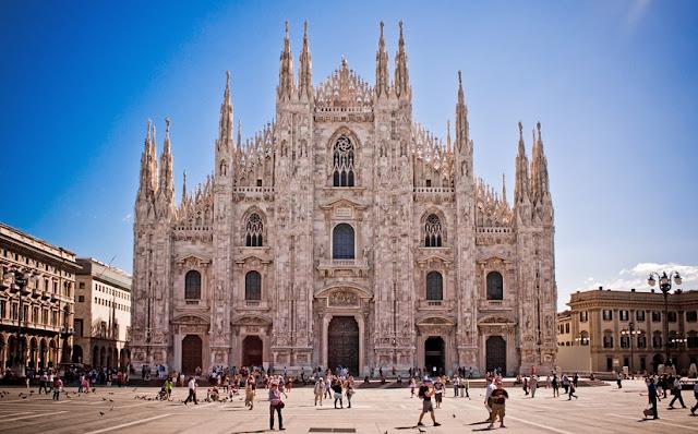 Ingressos para a visita guiada a Catedral de Milão
