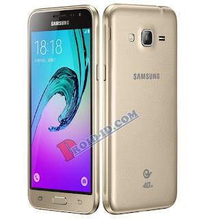 Tutorial Flashing Samsung Galaxy J3 All Type 2016 Via PC