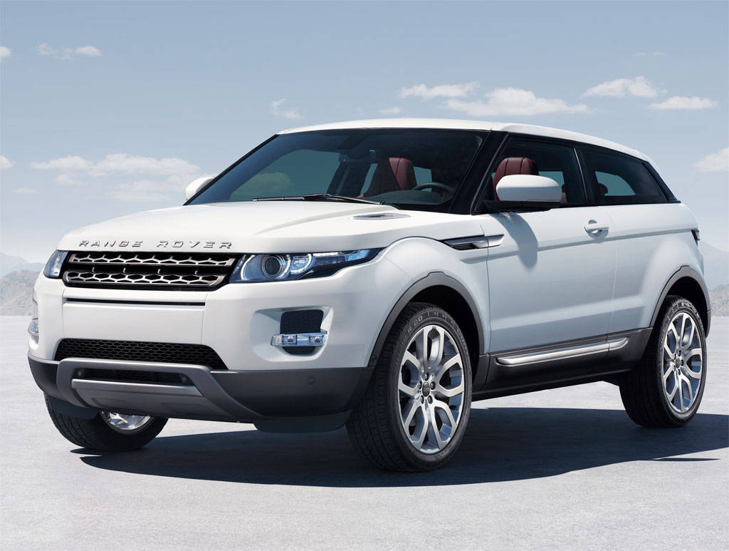evoque car company