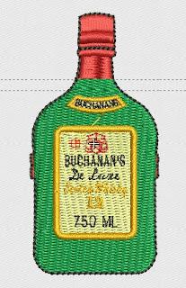 botella de buchanans en formato emb