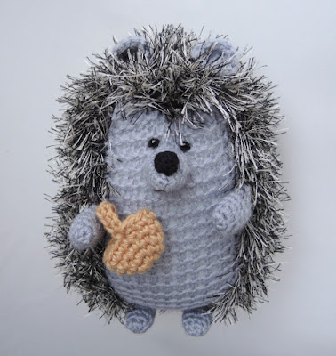 игрушка крючком, вязание крючком,  еж игрушка, как связать игрушку, toy, toys, kniting, knit